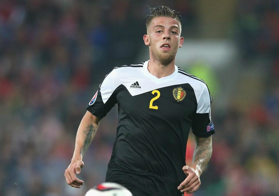 Tottenham 'agree transfer deal with Atletico Madrid for Toby Alderweireld'