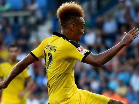 Arsenal 'make contact over Pierre-Emerick Aubameyang transfer'
