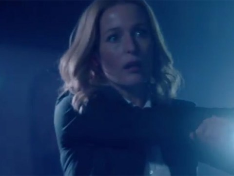 Don't get too excited X-Files fans, but the first teaser for the new series has arrived
