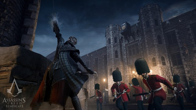 Games preview: hands-on with Assassin's Creed Syndicate in