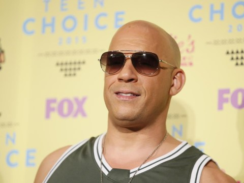 Watch Vin Diesel ruin his reputation by acting like a creep over female interviewer