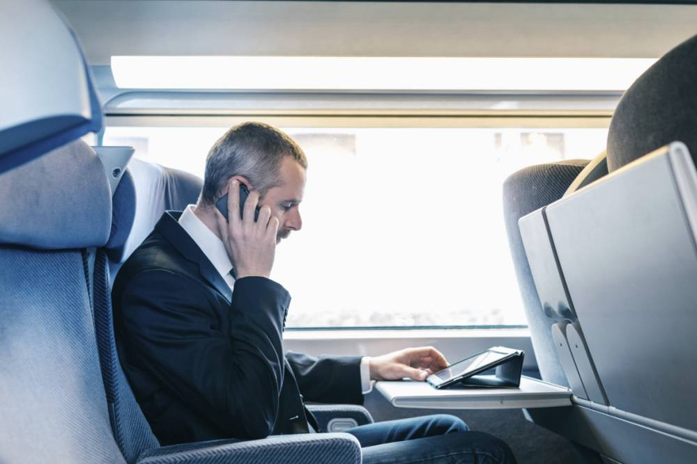 The 19 worst things you can do in the quiet carriage