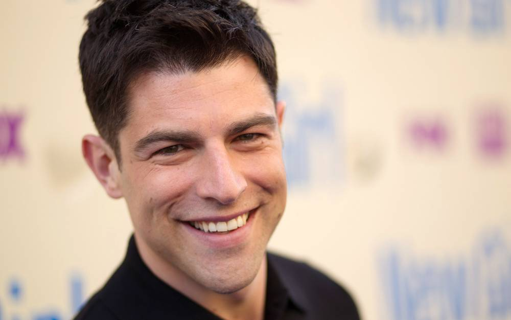 Mandatory Credit: Photo by PictureGroup/REX Shutterstock (3740179x) Max Greenfield 'New Girl' Season 3 Finale Screening and Cast Q&A, Los Angeles, America - 08 May 2014