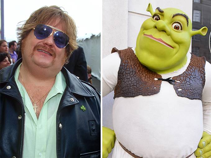 Chris Farley's original voiceover reveals how different Shrek could have turned out