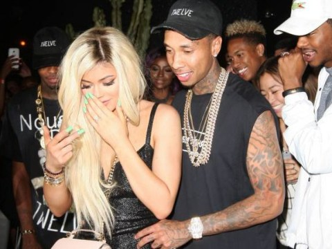 Kylie Jenner and Tyga have finally gone public as a couple