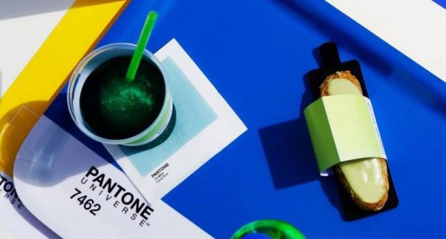 Pantone Cafe https://instagram.com/pantone.cafe/ http://www.pantone-cafe.com/index.php#contact