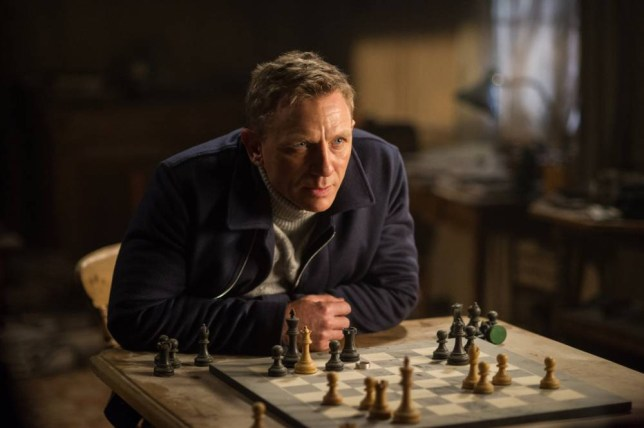 Daniel Craig stars as James Bond in Metro-Goldwyn-Mayer Pictures/Columbia Pictures/EON Productionsí action adventure SPECTRE.
