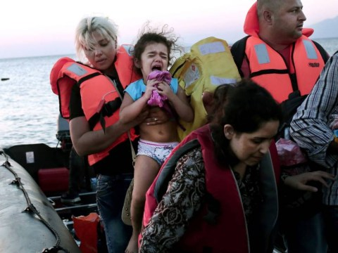 The way we describe migrants mirrors treatment of Jews during WWII, says Green Party MP
