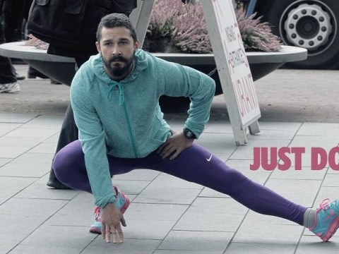Shia LeBeouf's Nike ad just got the internet Photoshop treatment