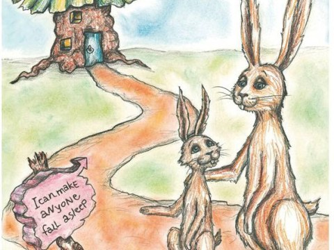 The Rabbit Who Wants to Fall Asleep is the book guaranteed to send kids to sleep