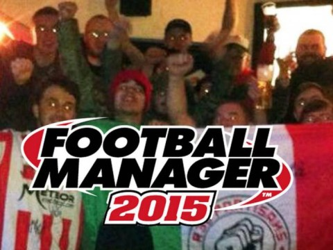 Football Manager-obssesed fan takes 5000km round trip to watch beloved Derry City side in the flesh