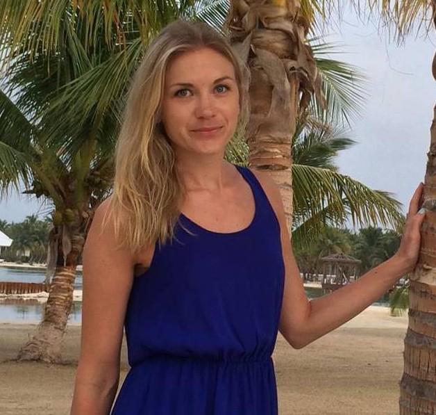 Pernilla Ekberg's finger injury