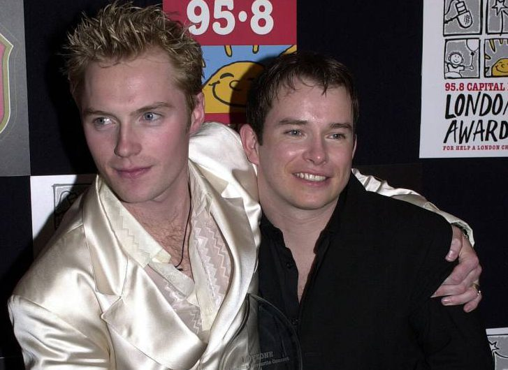 Ronan Keating paid the sweetest tribute to Stephen Gately on the anniversary of his death