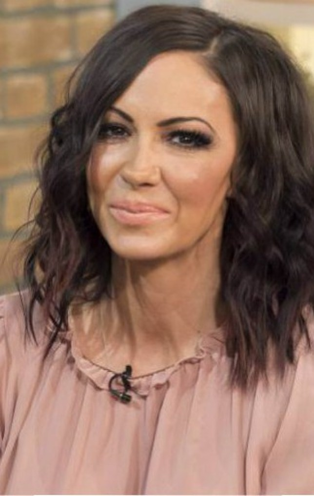 EDITORIAL USE ONLY. NO MERCHANDISING Mandatory Credit: Photo by Ken McKay/ITV/REX Shutterstock (4550102x) Jodie Marsh 'This Morning' TV Programme, London, Britain. - 18 Mar 2015 WOMEN WHO PAY FOR SEX - We go to LA to speak to Cyndi, the woman who pays a man to fulfil her sexual desires. Jodie Marsh joins us in the studio.