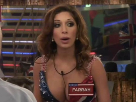 Farrah Abraham needed medical attention after Celebrity Big Brother's Bit On The Side scrap