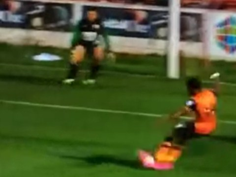 Arsenal kid Chuba Akpom destroys defender and scores again for Hull