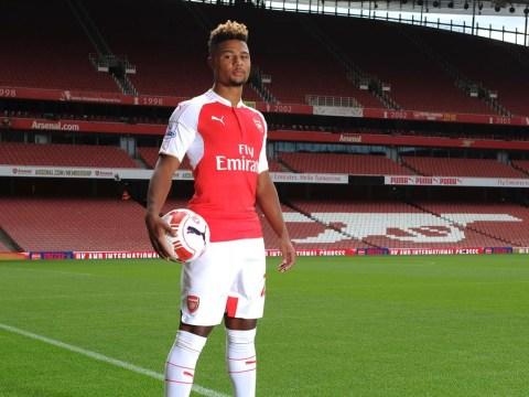 West Brom 'complete the signing of Arsenal starlet Serge Gnabry'