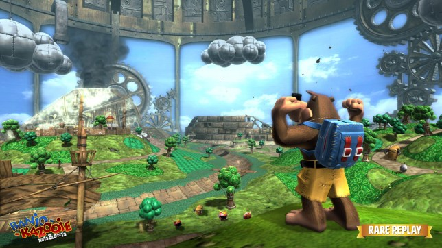 Banjo-Kazooie: Nuts & Bolts (XO) - thankfully not the end of the Rare story