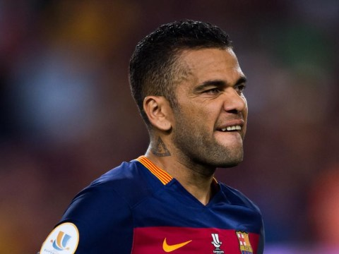 Should Dani Alves reconsider a move to Manchester United in the January transfer window?