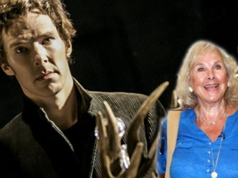The best review Benedict Cumberbatch's Hamlet got was from his mother