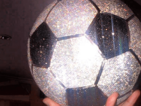 Real Madrid star Karim Benzema 'reportedly buys diamond-encrusted football for $250,000'