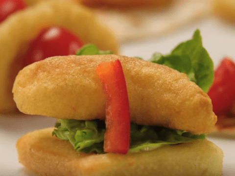 People are losing it over Birds Eye's chicken dipper 'canapes'