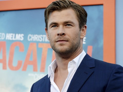 Thor star Chris Hemsworth joins Instagram – and his first post is terrifying
