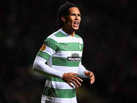 Virgil van Dijk 'on cusp of £9million Southampton transfer from Celtic'