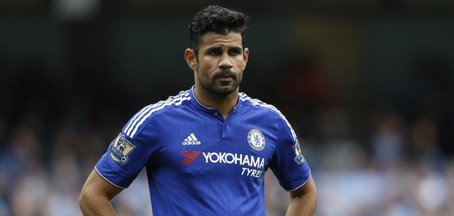 Diego Costa's been handed a three-match ban (Picture:Getty)