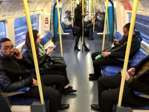 16 things we all do on our commute, but never admit to