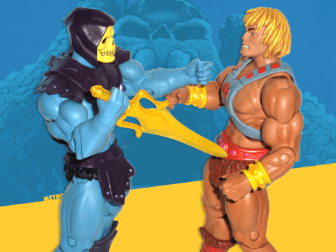 QUIZ: Guess the name of the He-Man and the Masters of the Universe character