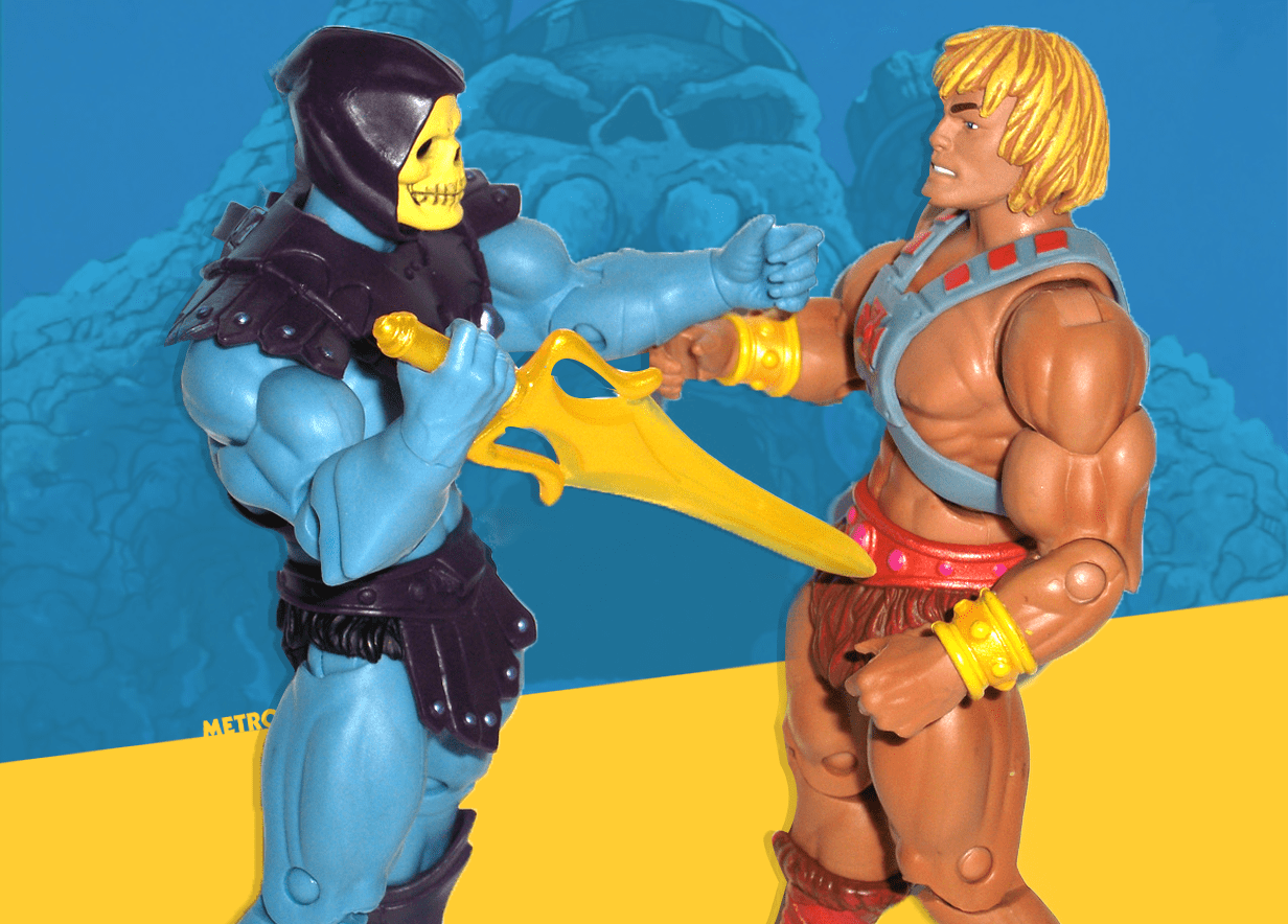 `QUIZ: Guess the name of the He Man character