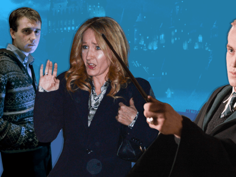 It's Gryffindor vs Slytherin again as Harry Potter stars square up on Twitter