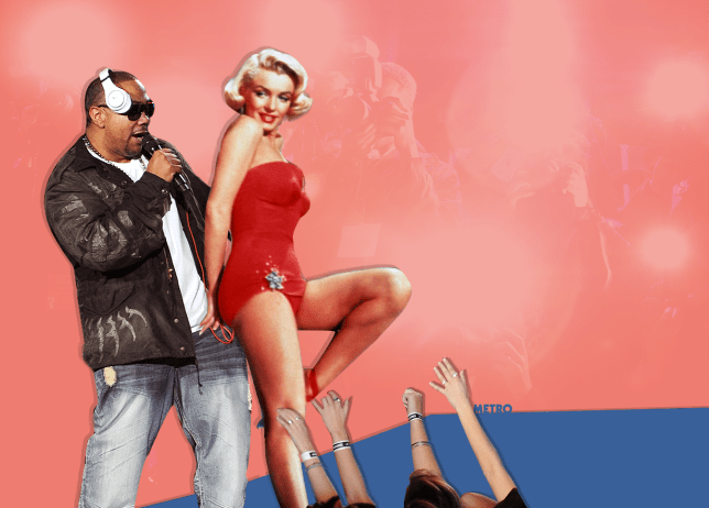 Timbaland is to sample an unreleased Marilyn Monroe track. Source: REX features / Getty Images Credit: METRO/mylo
