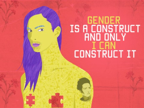 These brilliant illustrations are tackling LGBTQ prejudice, one stereotype at a time