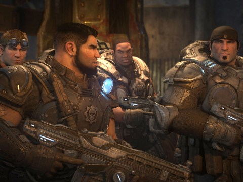 A Gears Of War movie is officially in the works