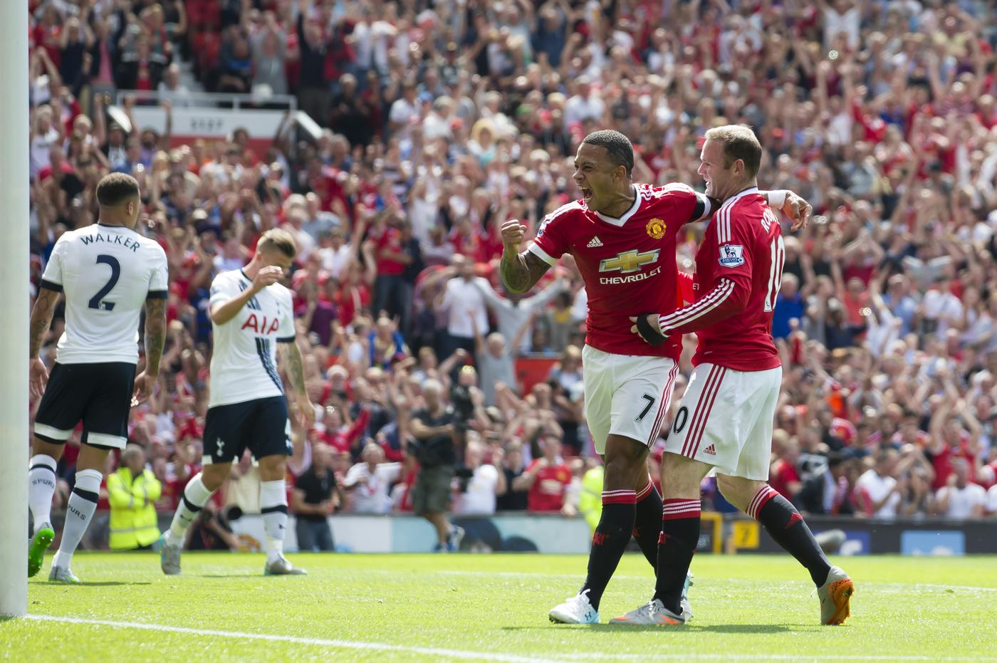 Why there are positives for Tottenham Hotspur despite defeat at Manchester United