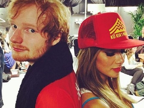 Are Ed Sheeran and Nicole Scherzinger really pop's hottest new couple?