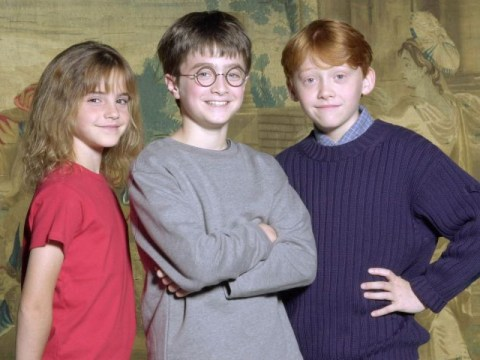 Everybody, it's 15 years to the day since the Harry Potter movie cast was announced to the world…