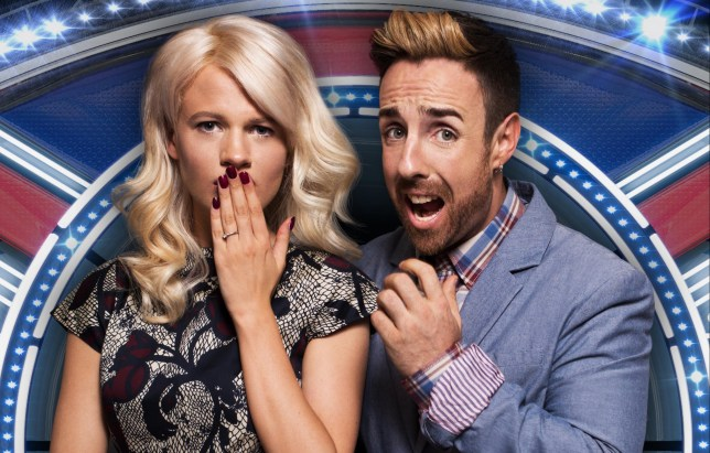 Stevi Ritchie and Chloe-Jasmine Wichello.