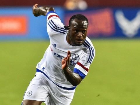 West Ham 'make transfer bid for Chelsea's Victor Moses'