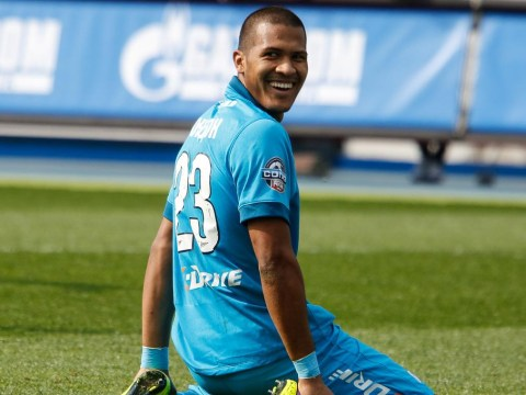 West Brom 'set to complete club-record transfer of Salomon Rondon after Zenit St Petersburg striker arrives for medical'