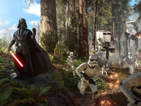 Star Wars: Battlefront beats Destiny launch record in UK charts