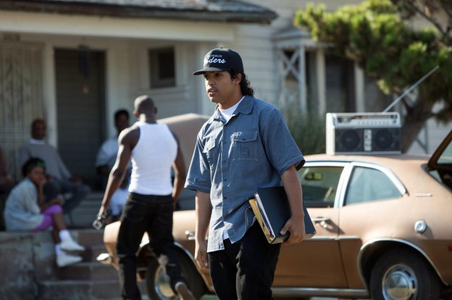 Film Title: Straight Outta Compton Jaimie Trueblood/Universal Pictures via AP