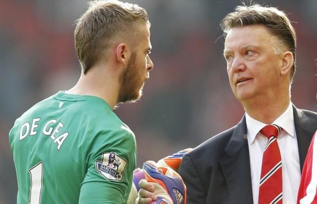 David De Gea's desperate to leave Manchester United (Picture:Getty)