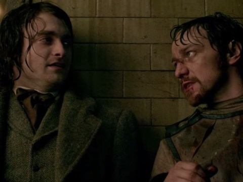 It's alive! Daniel Radcliffe and James McAvoy have monstrous fun in Victor Frankenstein trailer