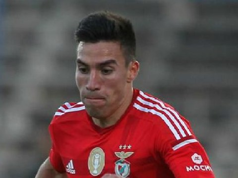 Manchester United 'close on Nicolas Gaitan transfer, he'll play his last Benfica match on Sunday'