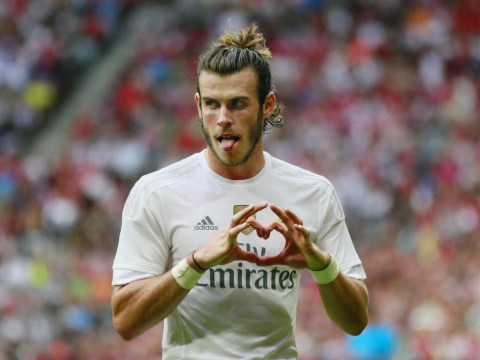 Louis van Gaal 'still attempting to complete transfer of Gareth Bale from Real Madrid to Manchester United'
