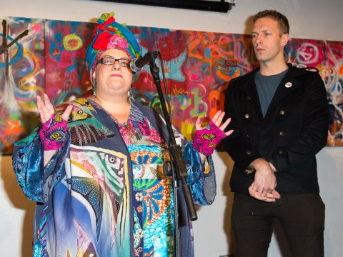 Coldplay's Chris Martin could be about to rescue Kids Company children