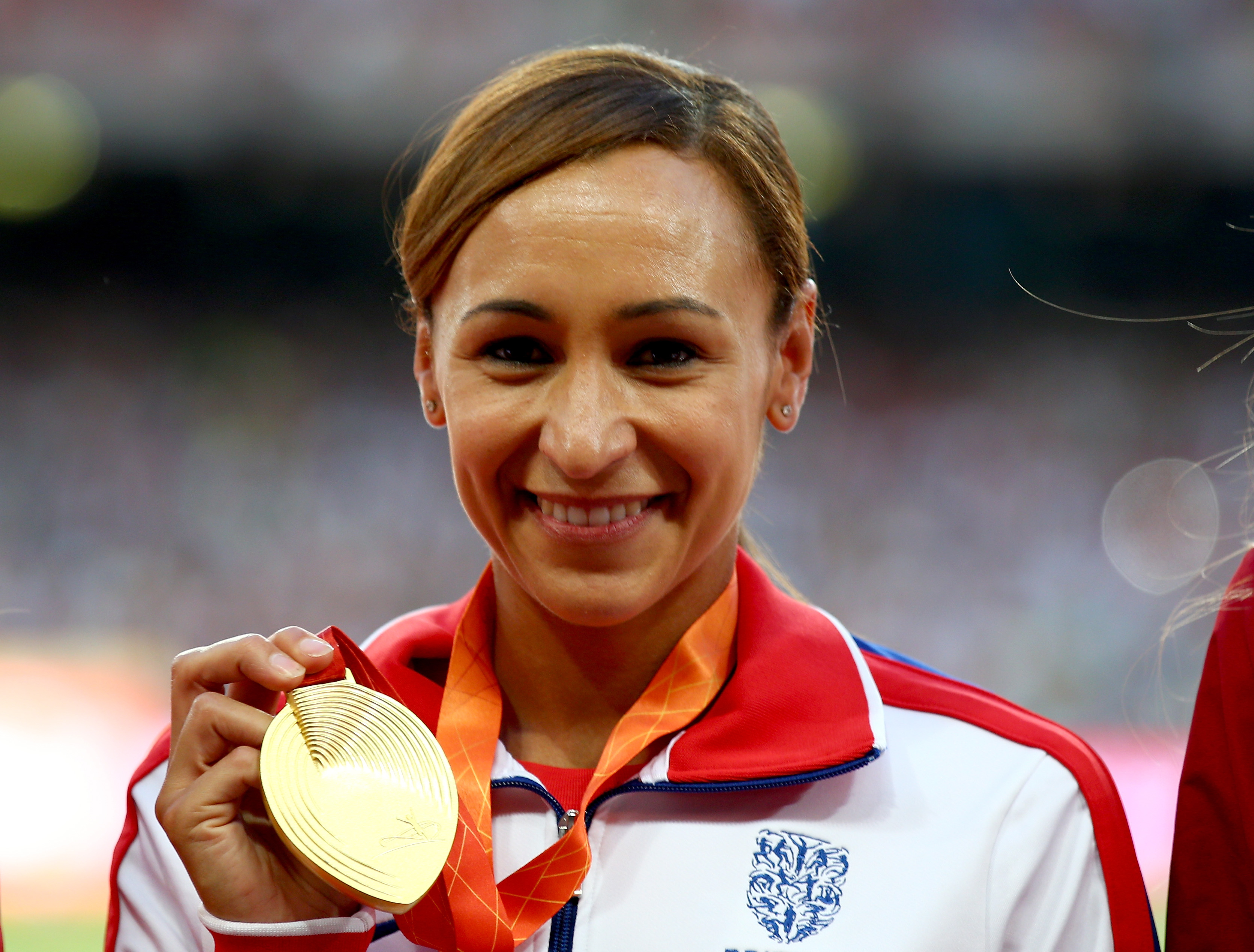 Five reasons Jessica Ennis-Hill is the pride of Britain after World Championships victory